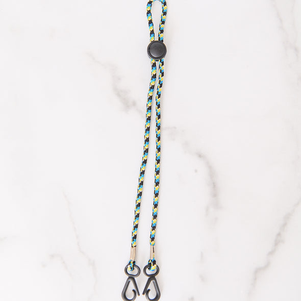 Youth Mask Chain | Blue