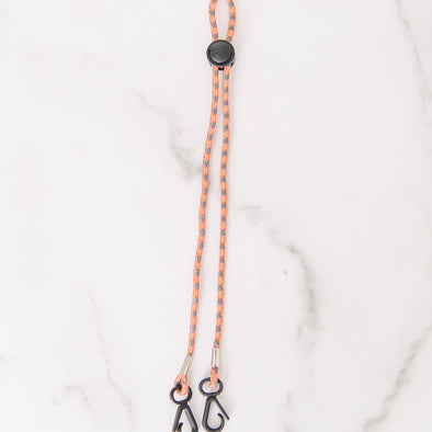 Youth Mask Chain | Orange