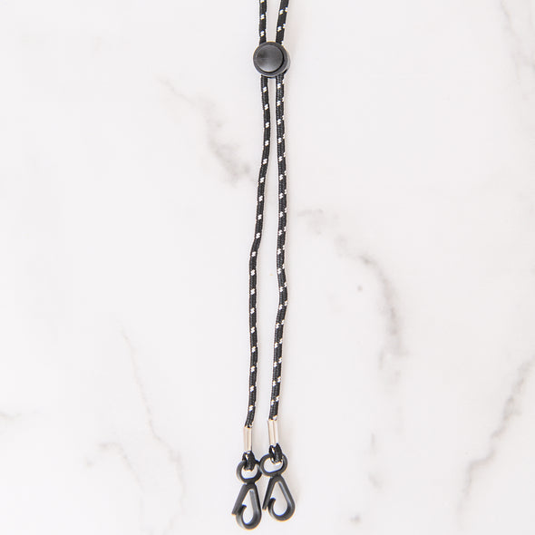 Youth Mask Chain | Black