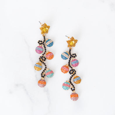 Jingle All The Way Earrings