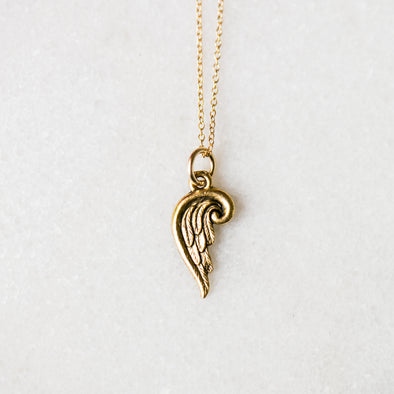 Antique Angel Wing
