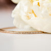 Diamond Eternity Bangle | 14-Karat