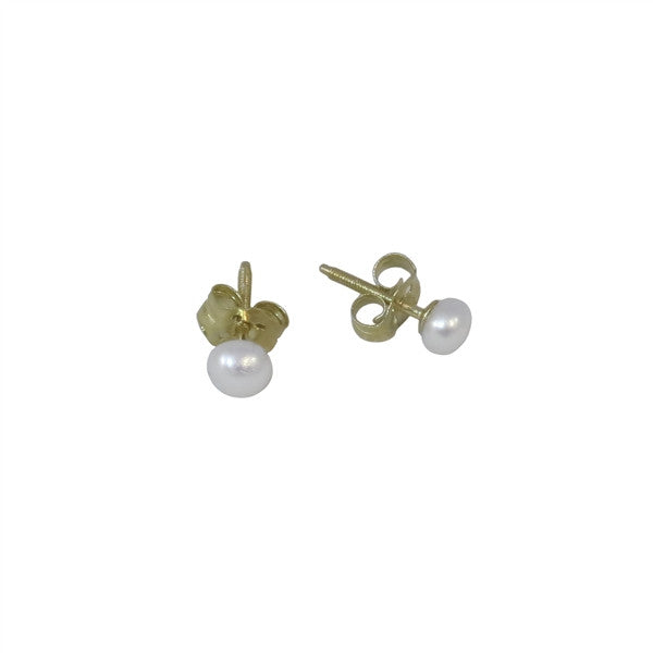 Freshwater Pearl Earrings for Baby and Child