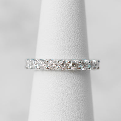 Diamond Eternity Band | 1.75 carats