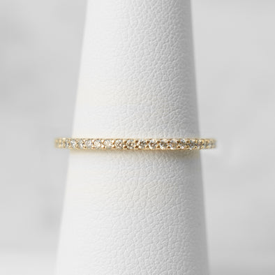 Diamond Eternity Band | 14-Karat