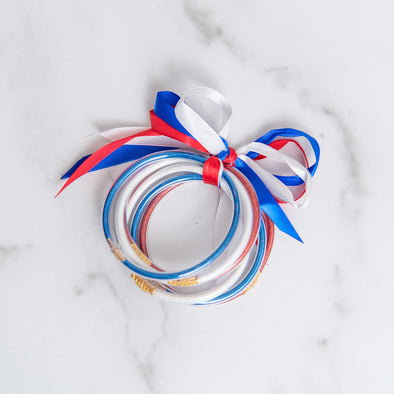 Patriotic Party Bangle Set