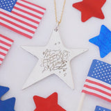 Let Freedom Ring Necklace