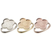 Small Edge Clover Ring | 14-Karat