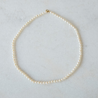 Freshwater Pearl Necklace for Baby and Child