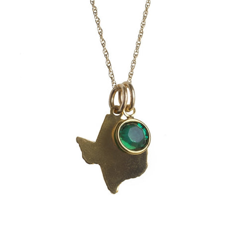 Baylor University Necklace