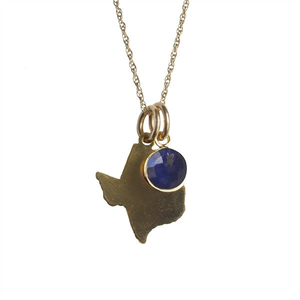 Rice University Necklace
