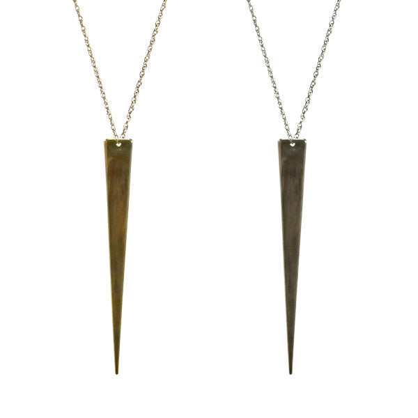 Vertical Dagger Necklace | Last Minute Gifts