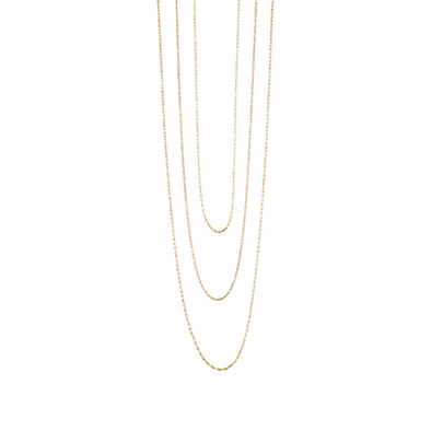 Yellow Gold Filled Chain for Baby and Child