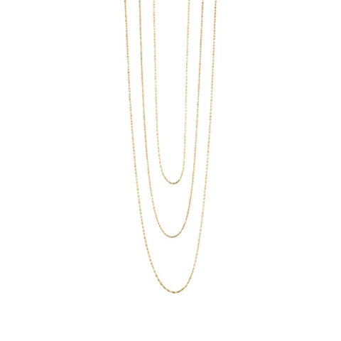 "Yellow Gold Filled Chain for Baby and Child | 12"" - 14"" Chains"