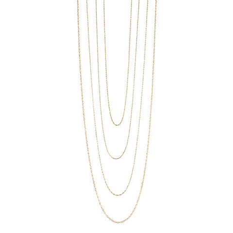 Yellow Gold Filled Chain