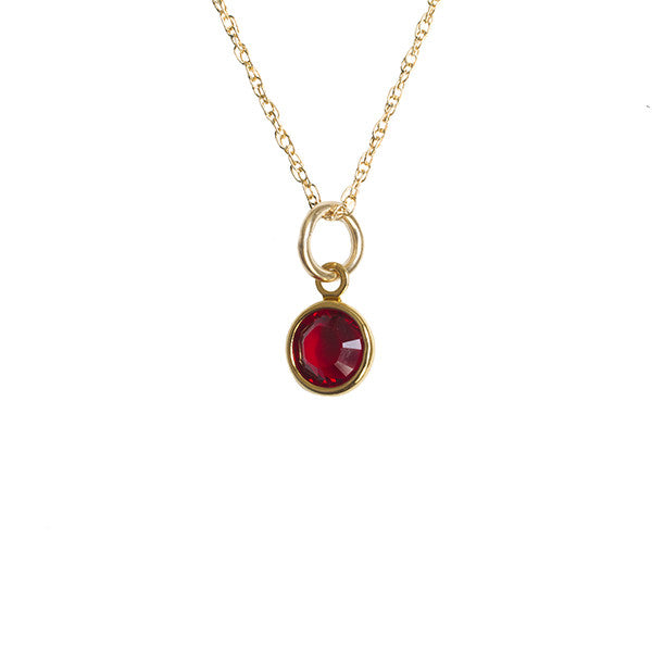 Bezeled Gemstone for Baby and Child