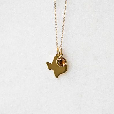 University of Texas Necklace