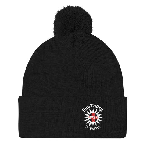 Hat - Sun Valley Ski Patrol Skull Warmer