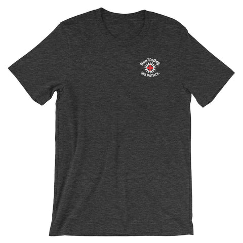 T-Shirt - Baldy Patrol Cross