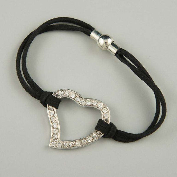 Zigi Rialto – fashion heart bracelet (2 colours)