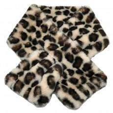 Love The Links Animal Print Faux Fur Snood (4 Colours)