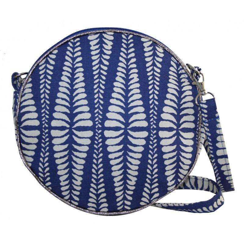 Lua Round Messenger Bag (2 Patterns )