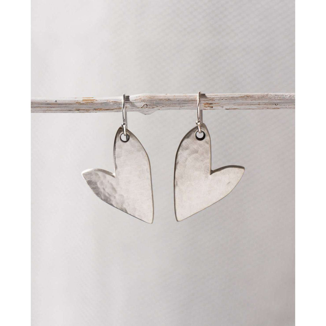 Danon True Love Earrings Silver