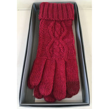 Cable Knit Gloves (4 Colours)