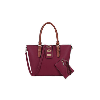 Missy Shoulder Bag With adjustable fastener (available in 4 colours)