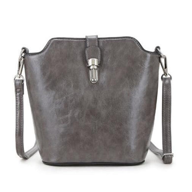 Bucket Shape Crossbody Bag