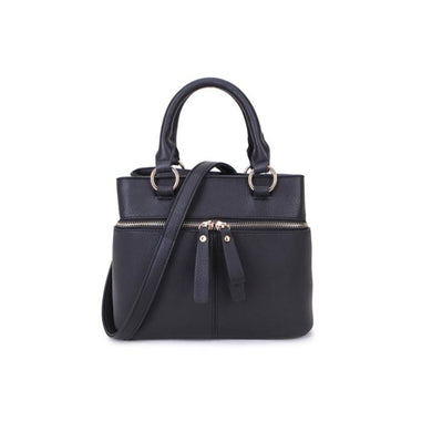 Grab Bag With Zip Detail