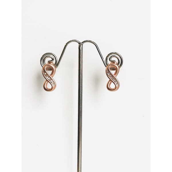 infinity Knot Earring (2 colours)
