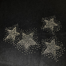 Jumper Plain Sparkle Star