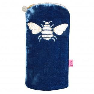 Gold Bee Glasses Purse/Case (3 Colours)