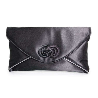Lunar Ripley Black Matching Clutch Bag