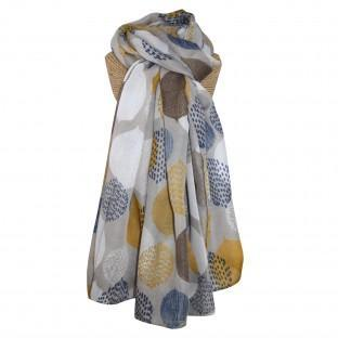Leaves Scarf (3 Colours)