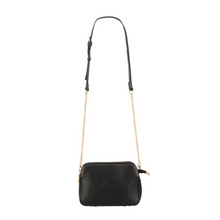 Crossbody Bag With Chain Strap Navy