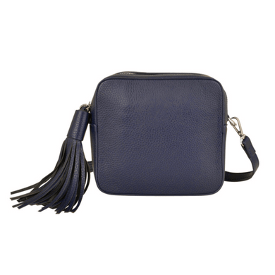 Crossbody Bag With Tassel (2 Colours)