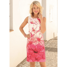 Pomodoro Ombre Floral Dress (2 Colours)
