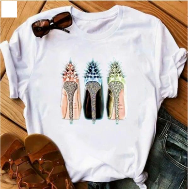 Triple Stilettos T-Shirt