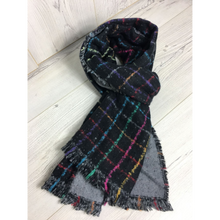 Scarf Soft Touch Multi thread Knit (2 Colours)
