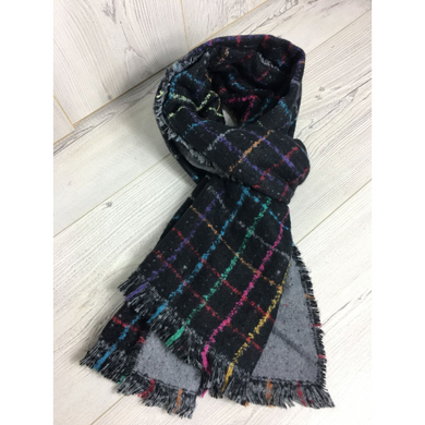 Scarf Soft Touch Multi thread Knit