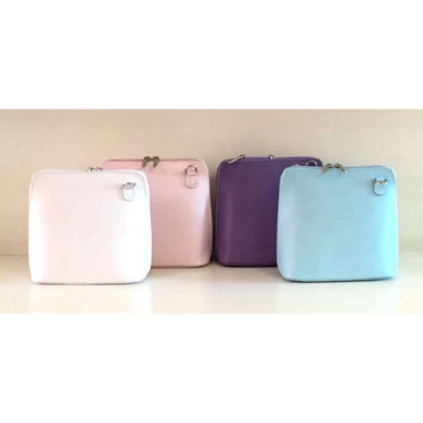 Missy Small Leather Crossbody (4 Colours)
