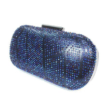 Gemstone Clutch Lunar Francie Navy