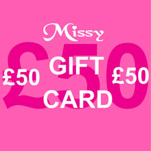 Gift Cards £5.00-£50.00