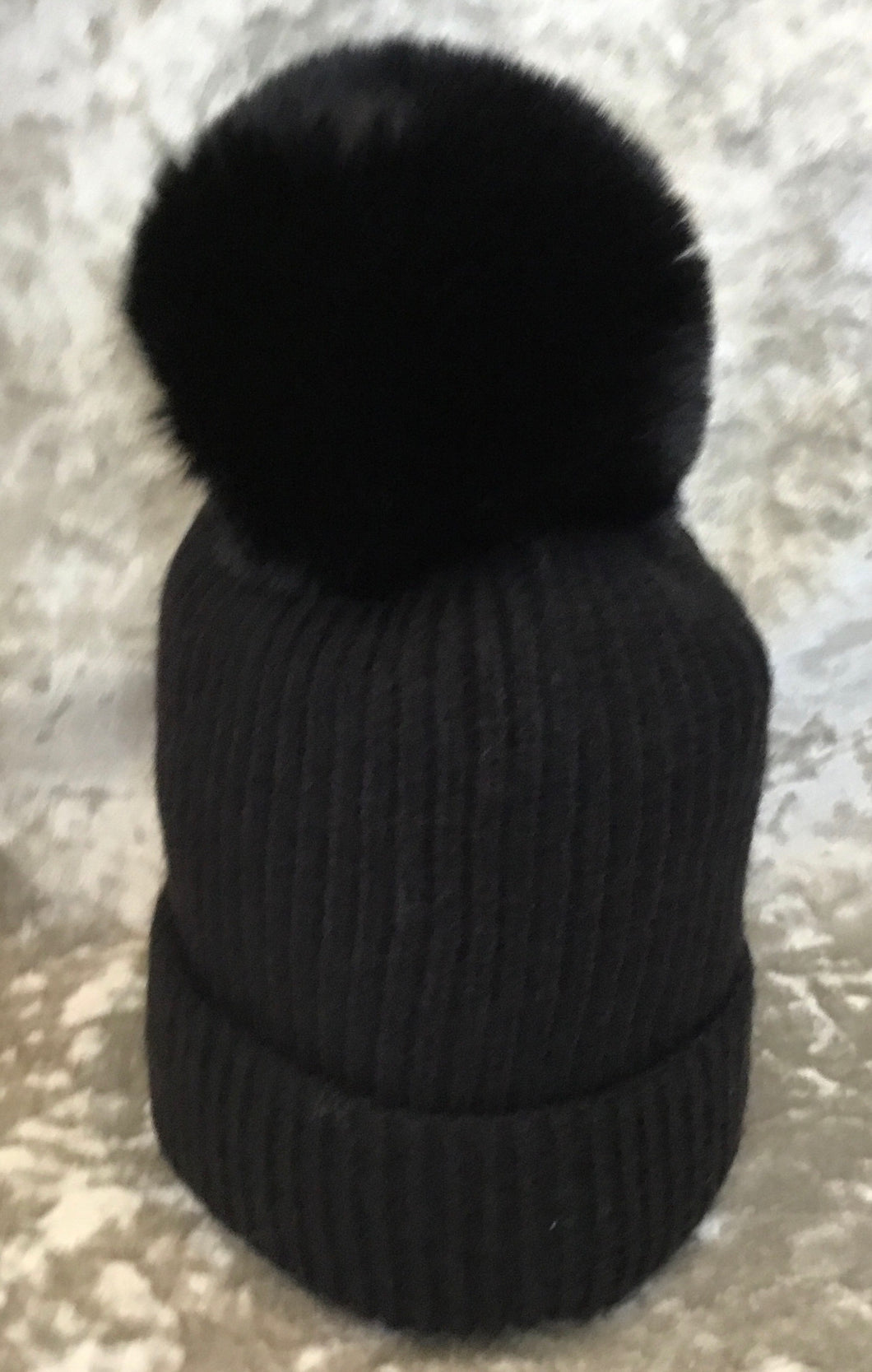 Bobble Hat all one colour