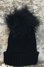 Plain Pom Pom Hat (3 Colours)