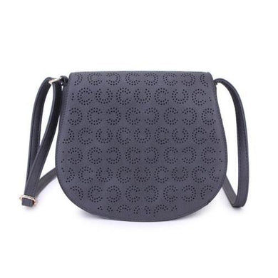 Saddle Bag With Designer Styled Front (2 Colours)