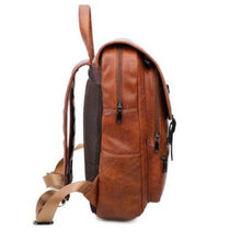 Buckle Detail Backpack