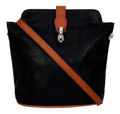Leather Small crossbody bag (7 Colours)